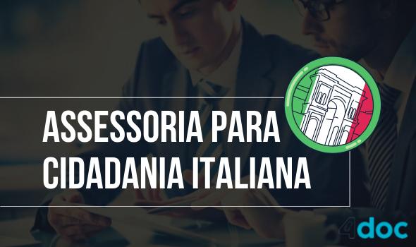 Assessoria para Cidadania Italiana: vale a pena contratar?