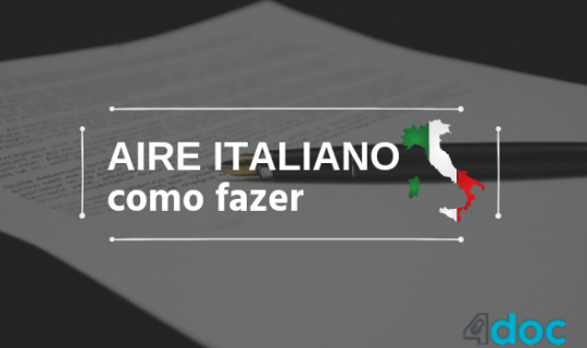 AIRE Italiano: o que é? Como se inscrever?