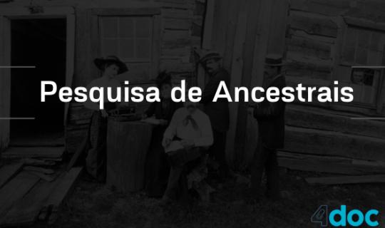 Como iniciar a pesquisa de ancestrais para processo de cidadania